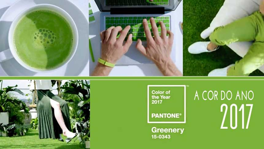 Greenery: a cor do ano