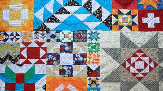 quilting moderno