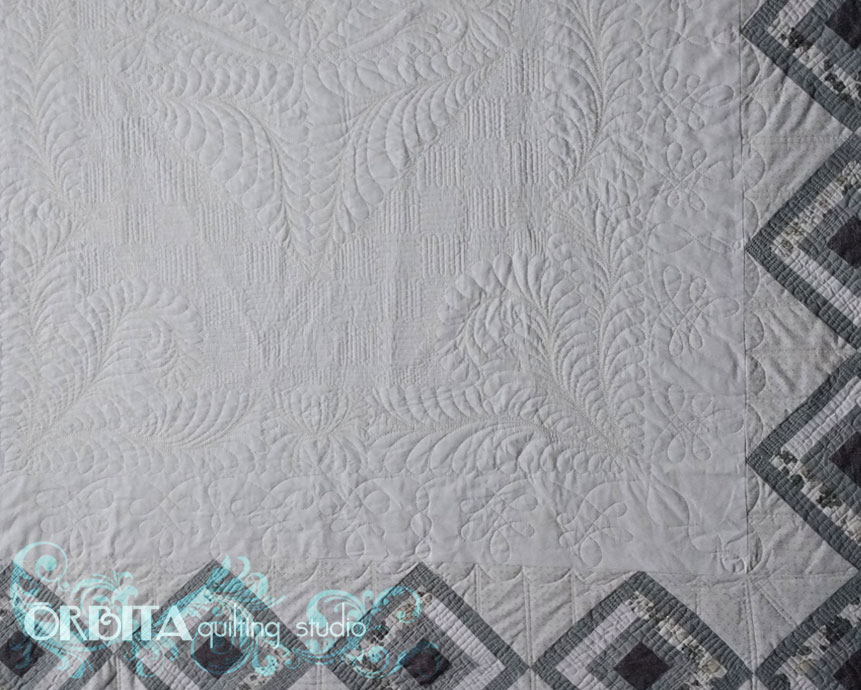 wholecloth quilt orbita quilting studio